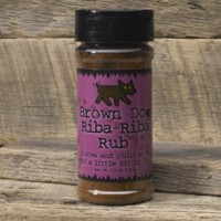 Brown Dog Riba-Riba Rub