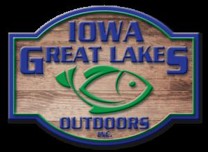 6x4 Wood Grain Logo Decal