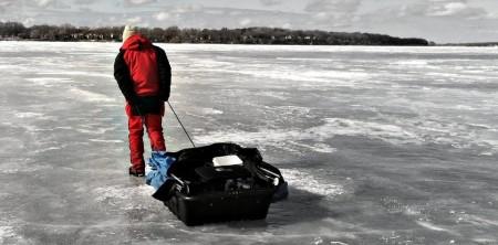 Iowa great lakes 2015 ice fishing outlook iowa great for Ice fishing iowa