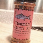 Jammin Salmon Rub