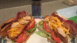 """""""The West Boji Lunker"""" Walleye Sandwich by IGL Outdoors, Inc."""